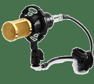 microfono per registrare