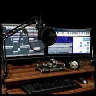Come registrare una canzone Rap in casa senza andare in Studio