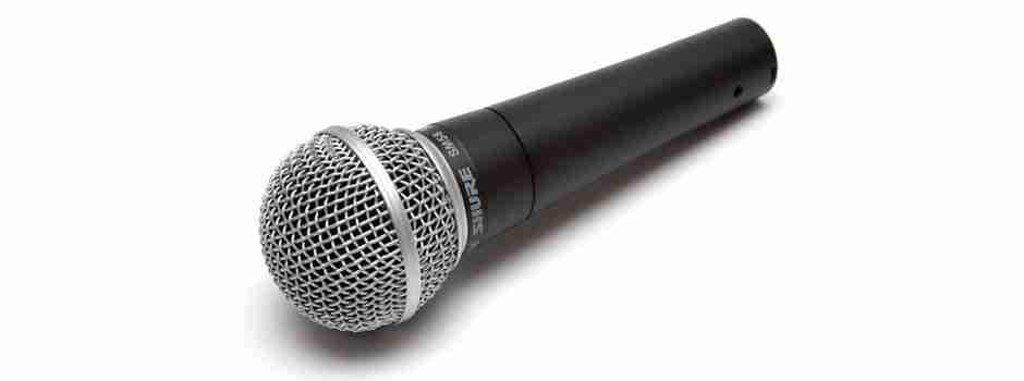 microfono rapper